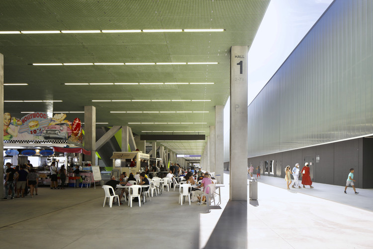 OMA's New Toulouse Exhibition and Convention Centre Opens in France, © Philippe Ruault