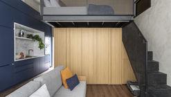 Apartamento Ibira / Sala2 Arquitetura
