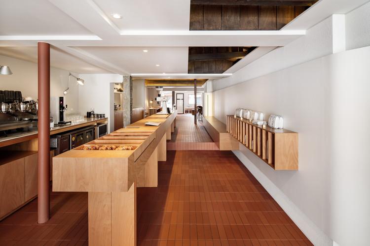 PONT Coffee Shop / Studio stof, © Kim Donggyu