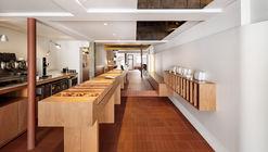 Cafetería PONT / Studio stof