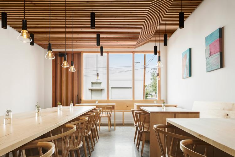Anello Restaurant / s p a c e BUREAU, © Roehner + Ryan