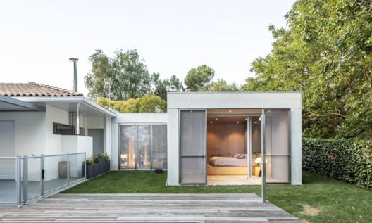 House-A / Taillandier Architectes Associés
