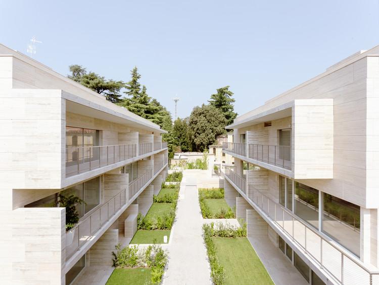 Complejo residencial en Gallarate / Álvaro Siza + COR Arquitectos, © Francesca Ióvene - fondaco studio