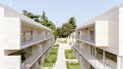 Residencial Complex in Gallarate / Álvaro Siza + COR Arquitectos