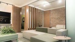 Apartamento LB / flipê arquitetura