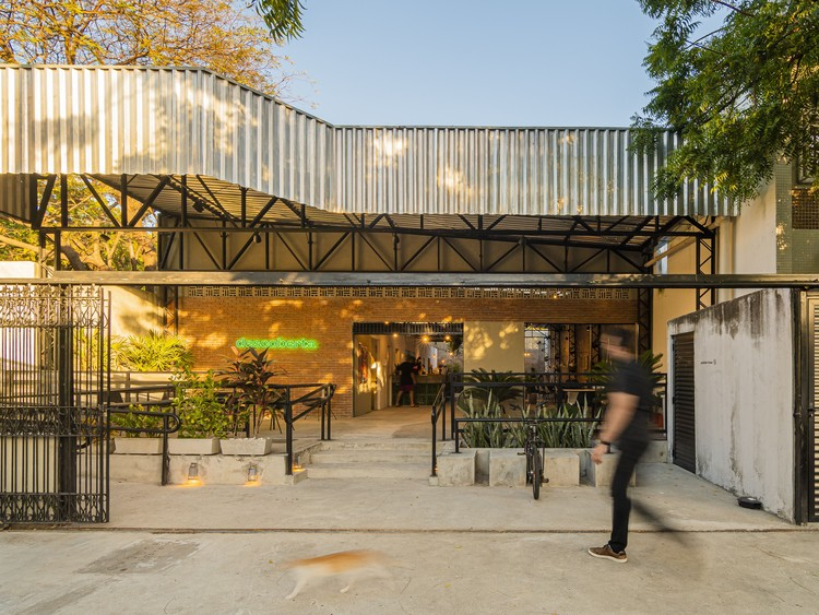 Descoberta Café / Estúdio Vinicius Macêdo, © Felipe Petrovsky