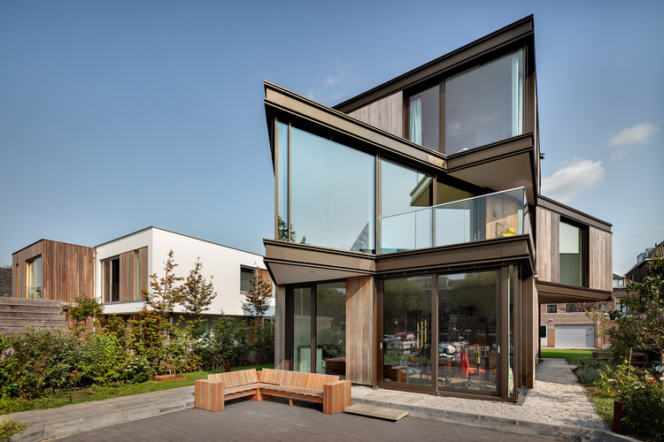 Casa MG / stats architecten, © DigiDaan
