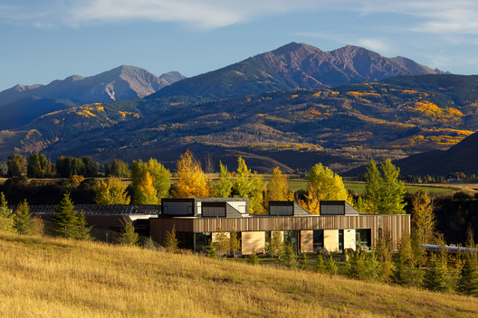 Aspen Community School  / Studio B Architecture + Interiors