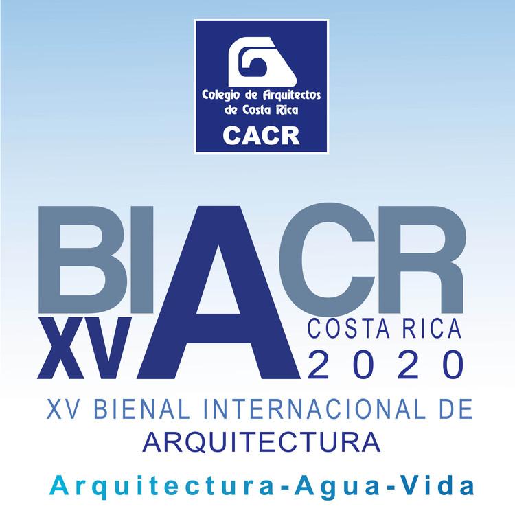 """La Bienal Internacional de Arquitectura de Costa Rica 2020 será virtual con el tema """"Arquitectura + Agua = Vida"""""""