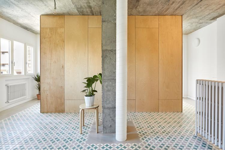 Reforma Apartamento M04 / MINIMO, © Davit Ruiz