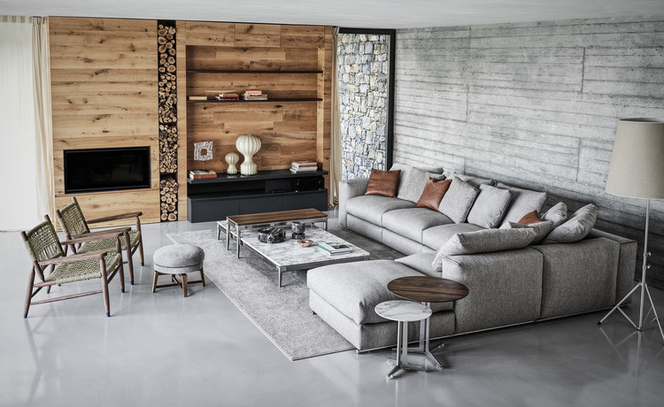 Expressing Interior Design Trends Through Furniture Archdaily