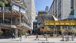 Edifício New Academic Street / Lyons