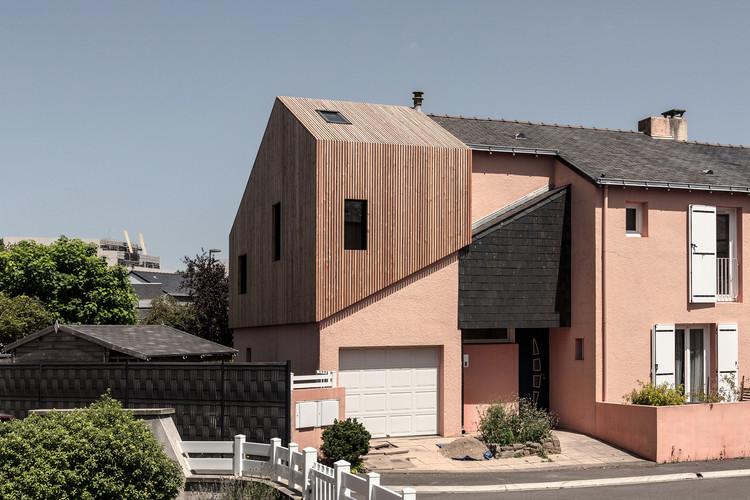 LRVO House Extension  / Vous Architecture & Design, © Collectif Vous