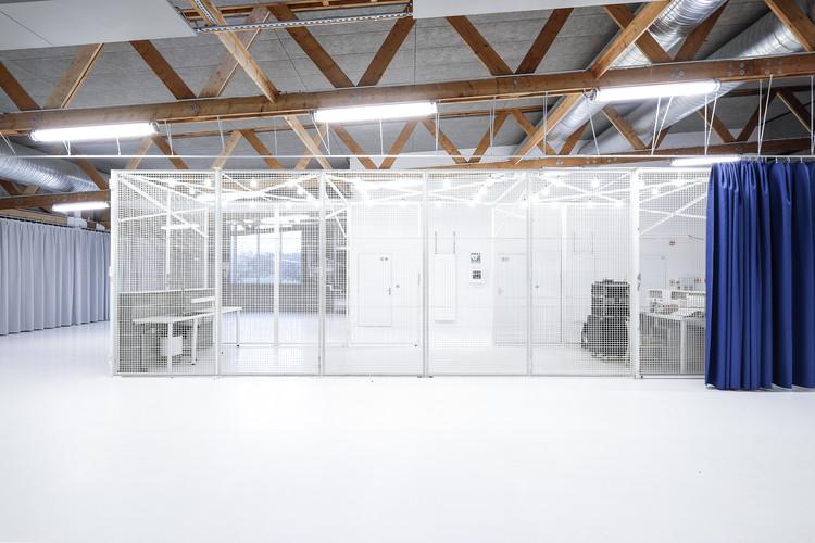 Espace Coatigrac'h, Multi-purpose Hall / Paul Vincent, Architecte, Courtesy of Paul Vincent, Architecte