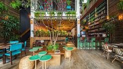 Restaurante Cebicheria / Mínima Arquitetura e Urbanismo