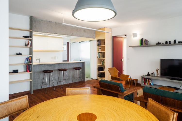 Apartamento Urussuí / Garoa, © Rafaella Netto