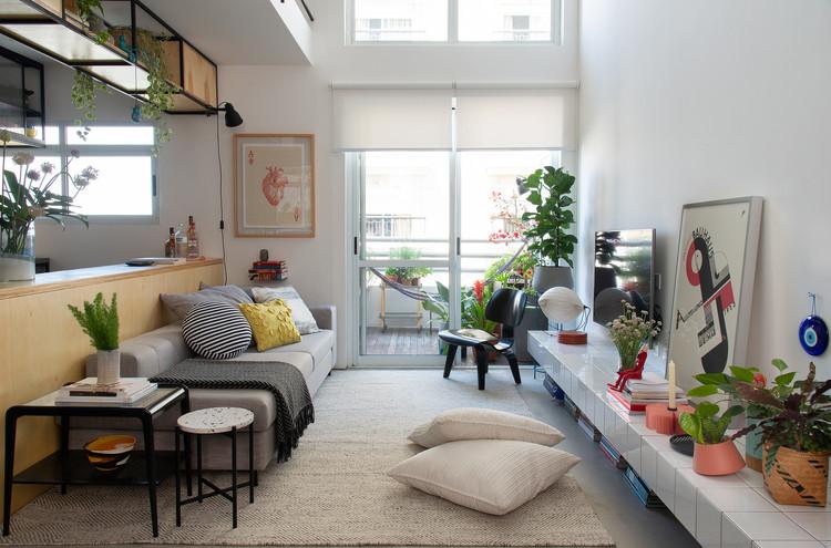 Apartamento FT / Shinagawa arquitetura, © Cacá Bratke