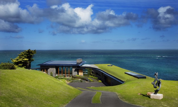 Casa Logie Point / Guz Architects, © Patrick Bingham-Hall