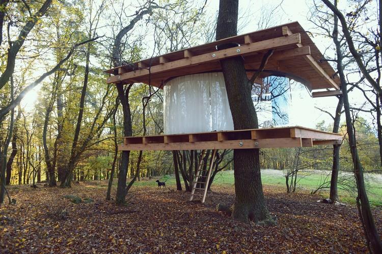 Casa del árbol / JAN TYRPEKL, © Richard Hodonický