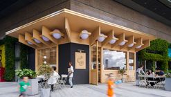 C² Cafe & Bar / Various Associates
