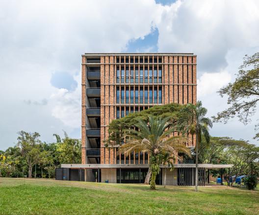 Edificio Multipropósito Cedro Rosado / Espacio Colectivo Arquitectos