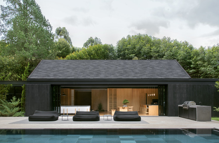 Dos Aguas House / Cinco Sólidos, © Anita Calero (Architectural Digest)
