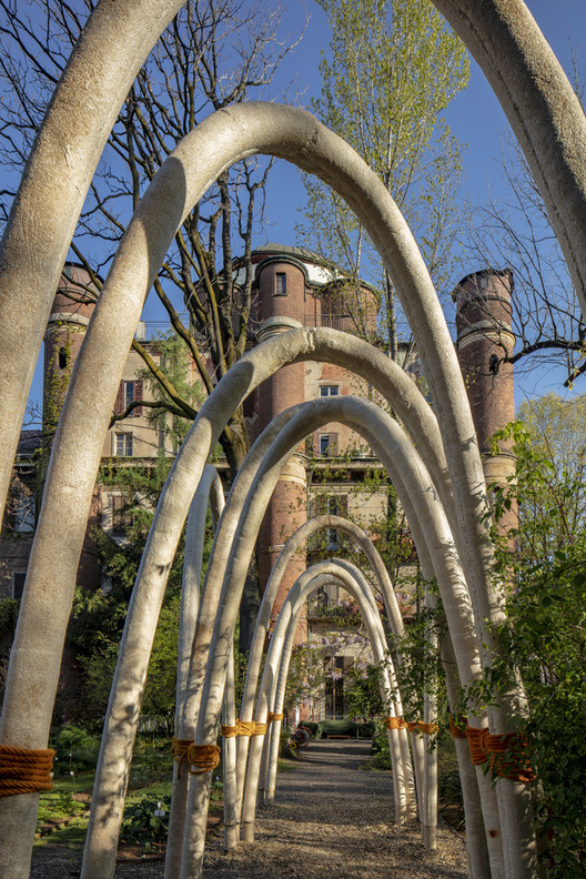 The Circular Garden / Carlo Ratti Associati. Image © Marco Beck Peccoz