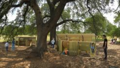 """Tubes 'n' Tunnels"" Featured at the Lady Bird Johnson Wildflower Center"