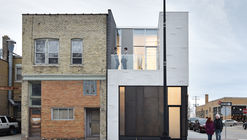 Gallery and Studio / Johnsen Schmaling Architects