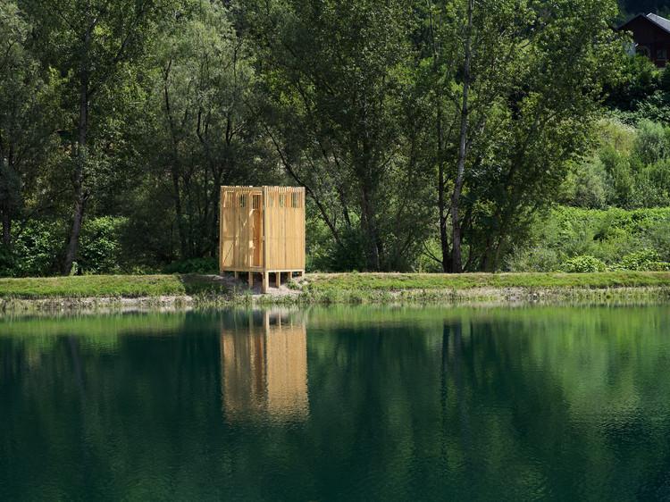 Fishing Square Installation / Tom Nacach + Birce Birgen, © David Foessel