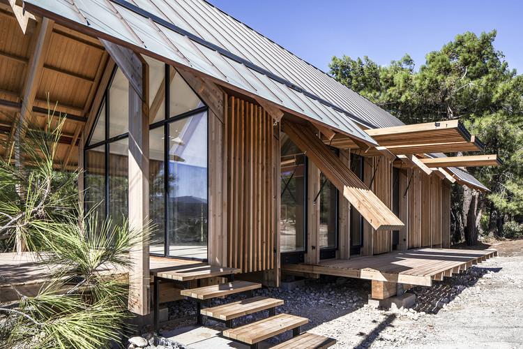 Courtesy of Wood Design & Building Awards