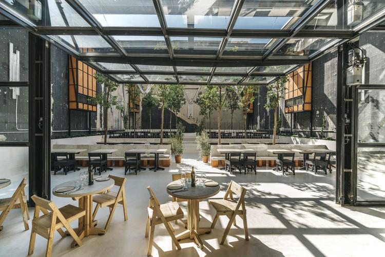 Restaurante Mo de Movimiento / Estudio Lucas Muñoz, © Sergio Albert/Gonzalo Machado
