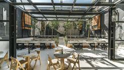Restaurante Mo de Movimiento / Estudio Lucas Muñoz