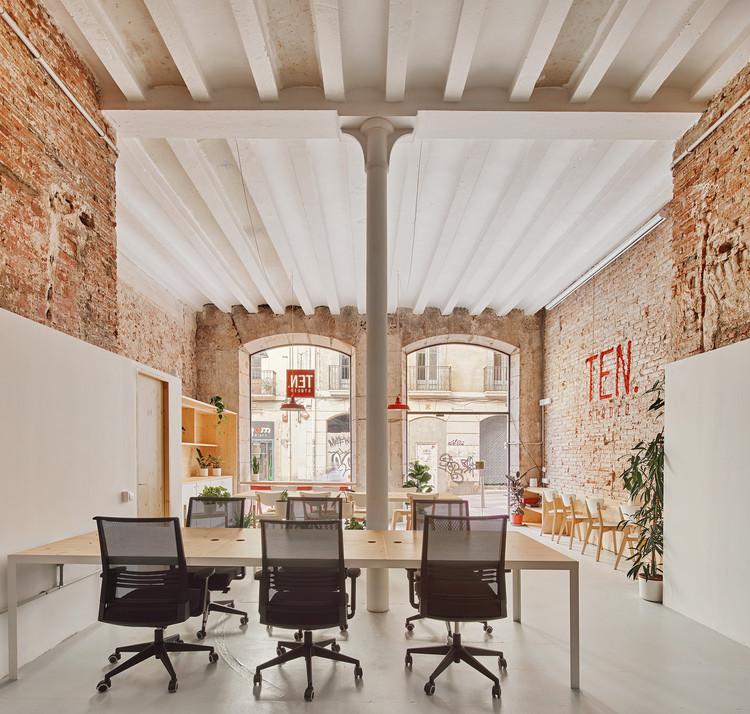 TEN Studio / NAM Arquitectura, © José Hevia