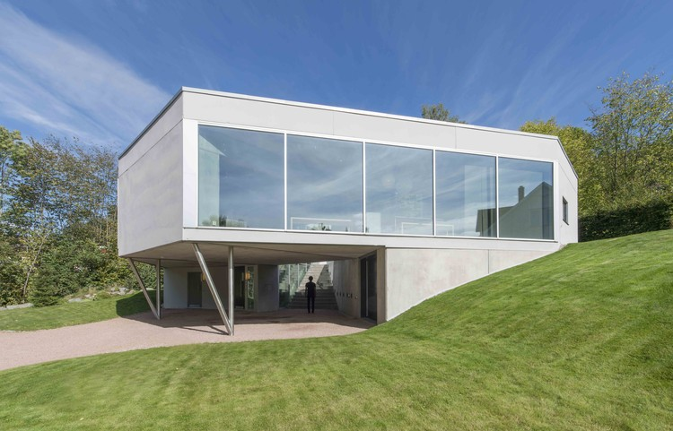 Hammerbakken House / SpaceGroup, © Jeroen Musch