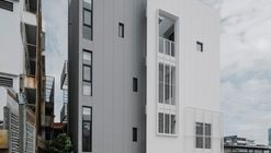 75WA Residential Building / INchan atelier