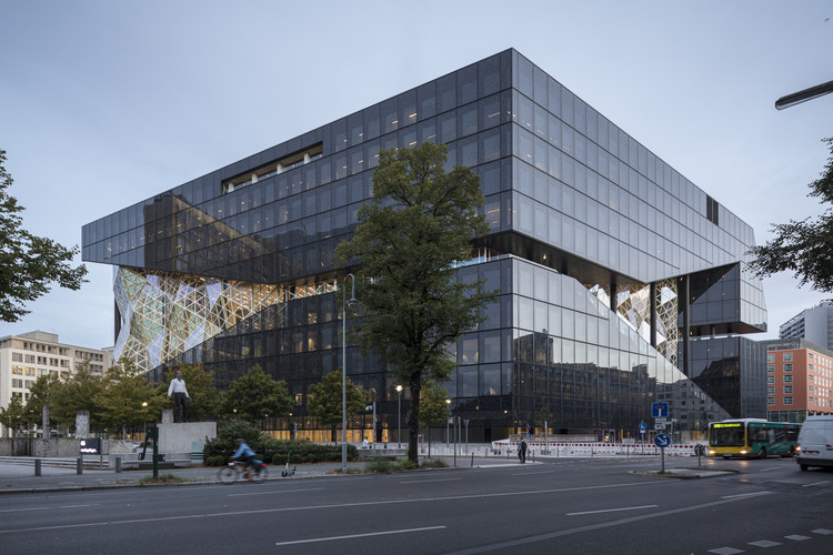 Edificio Axel Springer / OMA, © Laurian Ghinitoiu, Courtesy OMA