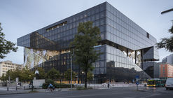 Edificio Axel Springer / OMA