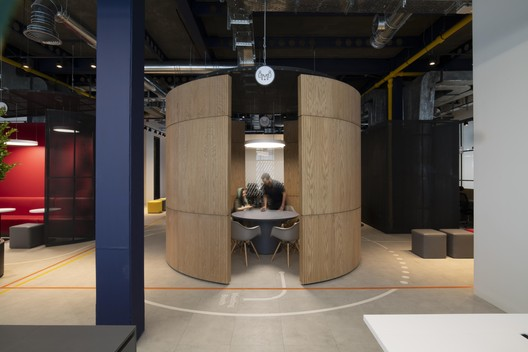 Private Office Headquarters / Persian Garden Studio
