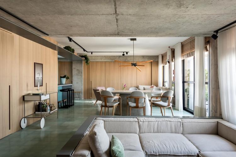 Apartamento GM / Nildo José - Imagem cortesia de Nildo José