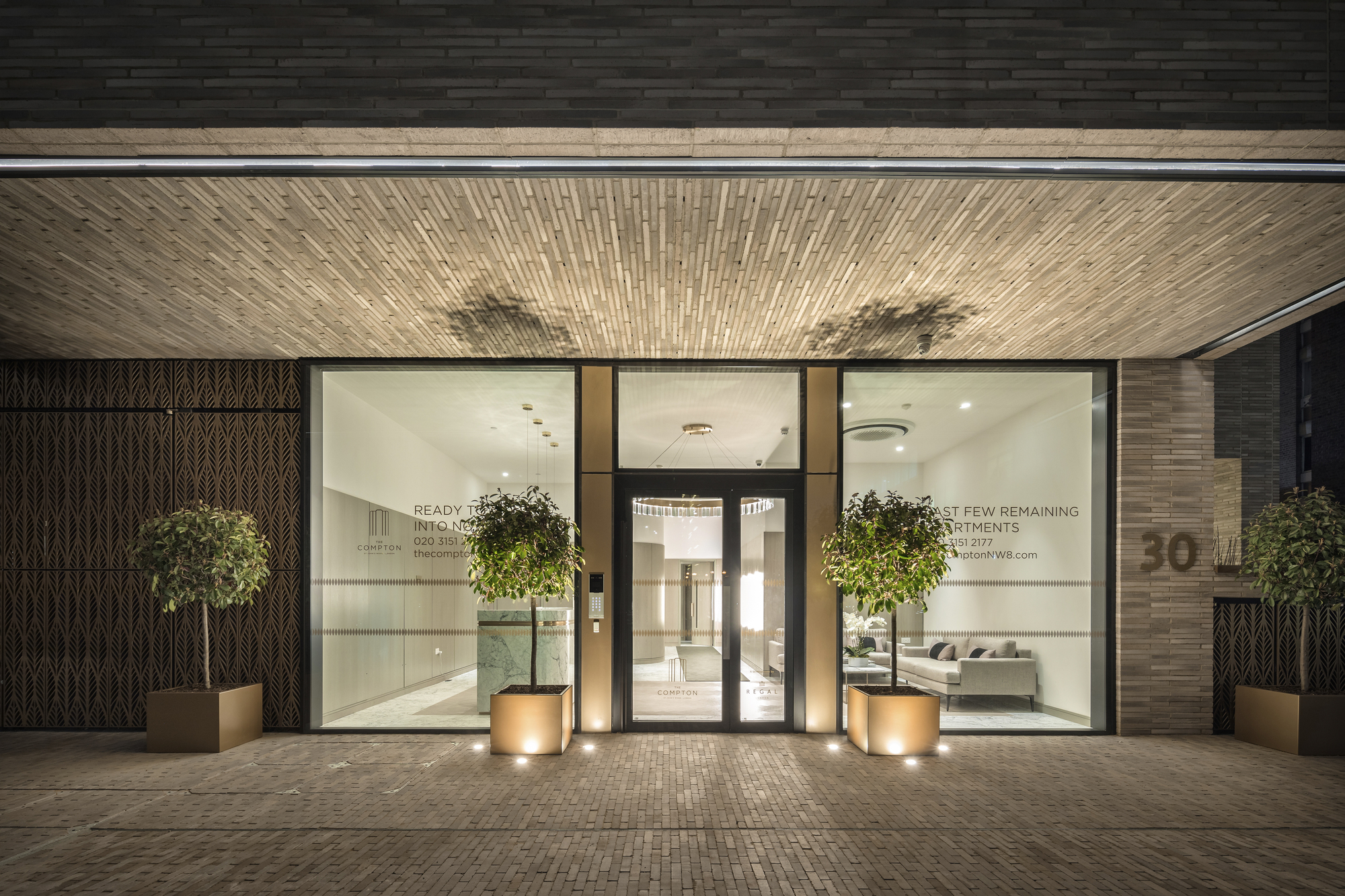 Brick Ceilings Create New Architectural Possibilities | ArchDaily
