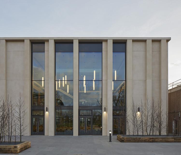 St. Paul's School / Walters & Cohen Architects, © Dennis Gilbert