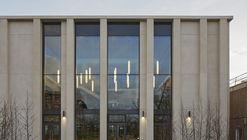 St. Paul's School / Walters & Cohen Architects