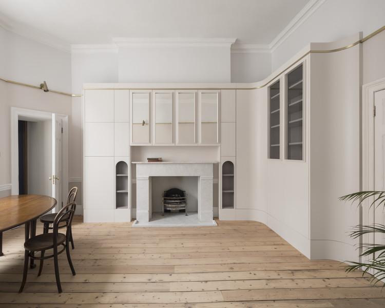 Upper Wimpole Street Apartment / Jonathan Tuckey Design, © Ståle Eriksen