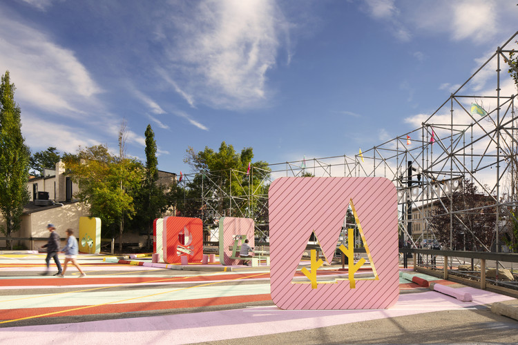 PARK PARK / Public City Architecture, © Kokemor Studio