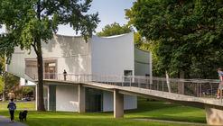 Edifício das Artes Visuais de Inverno / Steven Holl Architects