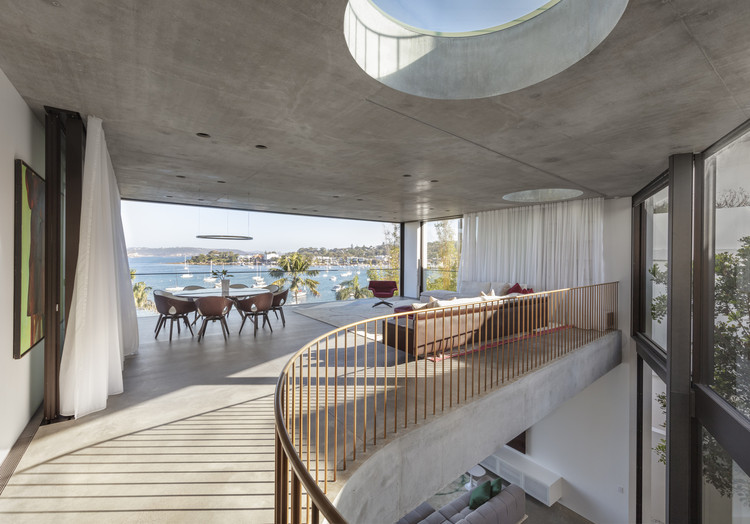Crescent House / Matthew Woodward Architecture. Image © Murray Fredericks Photography