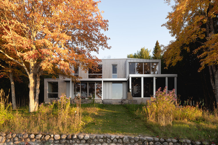 Baie Yelle House / Atelier l'Abri, © Raphaël Thibodeau