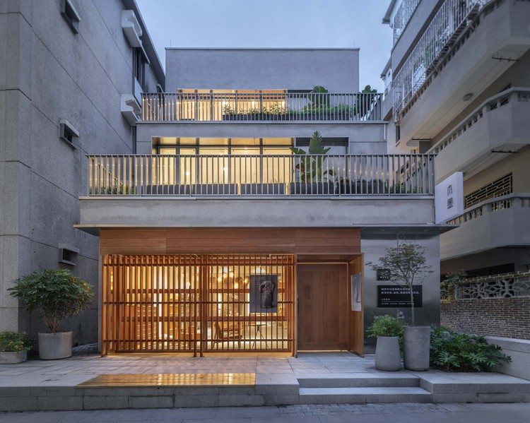 Revitalization and Utilization Project of Nantou Old Town / Bowan Architecture, © CAAI_image