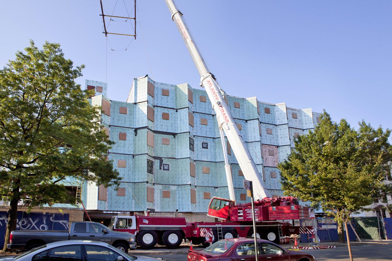 ¿Por qué elegir la construcción modular?,Cortesía de Modular Building Institute (MBI)